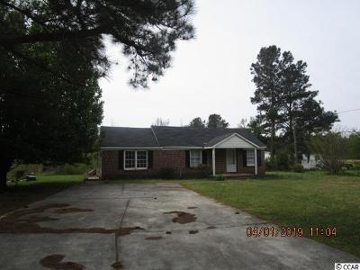Conway Single Family Home Active Under Contract: 3512 Highway 813