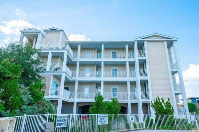 North Myrtle Beach Condo/Townhouse For Sale: 408 24th Ave. N #101