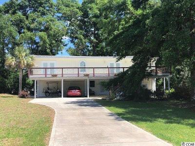 North Myrtle Beach Single Family Home For Sale: 900 20th Ave. N