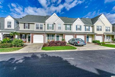 Murrells Inlet Condo/Townhouse For Sale: 310 Wembley Way #310