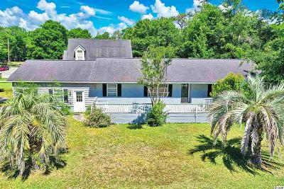Surfside Beach Single Family Home For Sale: 512 S Myrtle Dr.