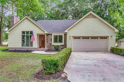 Loris Single Family Home For Sale: 4845 Forest Dr.