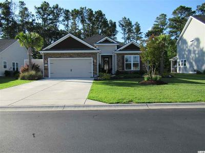 Murrells Inlet Single Family Home Active Under Contract: 366 Hyacinth Loop