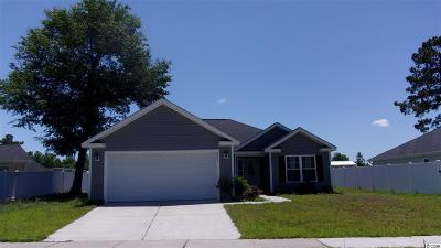 Conway Single Family Home For Sale: 2217 Belladora Rd.