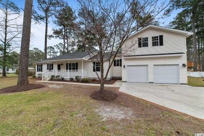 Pawleys Island Single Family Home For Sale: 43 Partridge Ln.