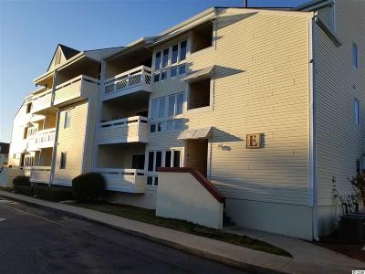 North Myrtle Beach Condo/Townhouse For Sale: 1100 Possum Trot Rd. #E137