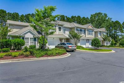 North Myrtle Beach Condo/Townhouse For Sale: 2450 Marsh Glen Dr. #321