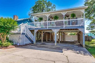 Murrells Inlet, Garden City Beach Single Family Home For Sale: 149 Calhoun Dr.