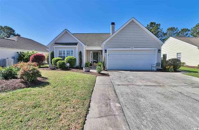 Myrtle Beach Single Family Home For Sale: 2337 Windmill Way
