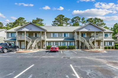 Myrtle Beach Condo/Townhouse Active Under Contract: 1027 Saint George Ln. #H