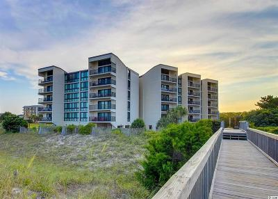 Pawleys Island Condo/Townhouse For Sale: 293 S Dunes Dr. #A54