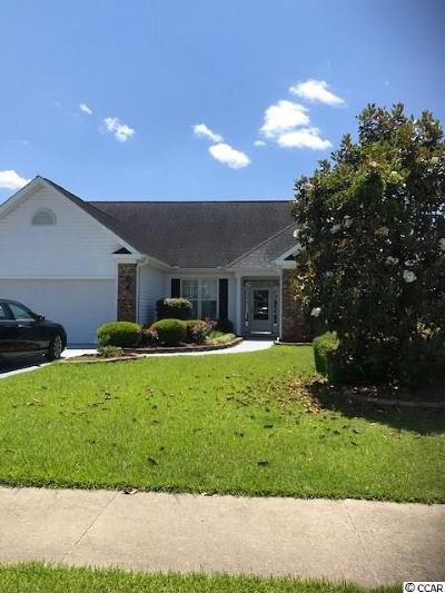 Conway Single Family Home Active Under Contract: 129 Regency Dr.