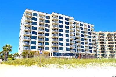 North Myrtle Beach Condo/Townhouse For Sale: 523 Ocean Blvd. S #PH1