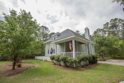 Pawleys Island Single Family Home For Sale: 767 Savannah Dr.