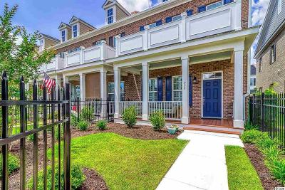 Myrtle Beach Condo/Townhouse For Sale: 939 Hendrick Ave. #939