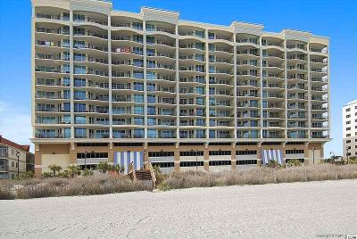 North Myrtle Beach Condo/Townhouse For Sale: 603 S Ocean Blvd. #1113