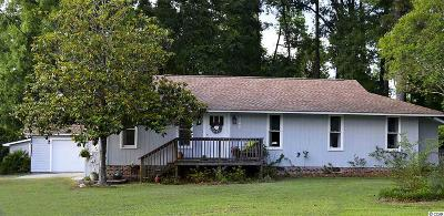 Conway Single Family Home For Sale: 1708 Sherwood Dr.