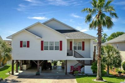 Murrells Inlet Single Family Home For Sale: 916 Wind Shore Ct.