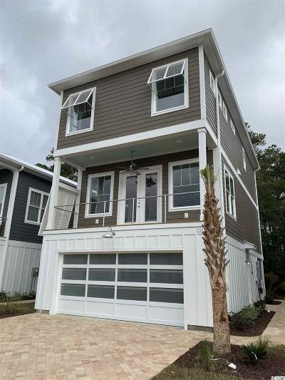 Pawleys Island Single Family Home For Sale: 121 Clamdigger Loop