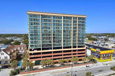 North Myrtle Beach Condo/Townhouse For Sale: 1706 S Ocean Blvd. #401
