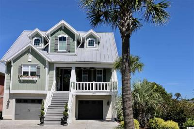 North Myrtle Beach Single Family Home For Sale: 1306 Marina Bay Dr.