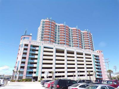 North Myrtle Beach Condo/Townhouse For Sale: 3601 N Ocean Blvd. #934
