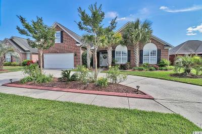 Myrtle Beach Single Family Home For Sale: 578 Summerhill Dr.