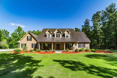 Galivants Ferry SC Single Family Home Active Under Contract: $374,900