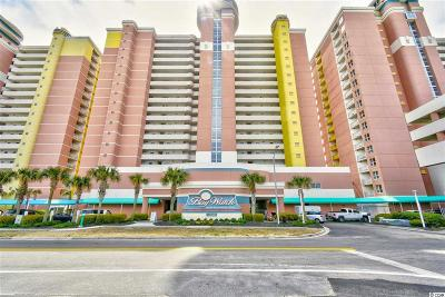 North Myrtle Beach Condo/Townhouse For Sale: 2701 S Ocean Blvd. #1404