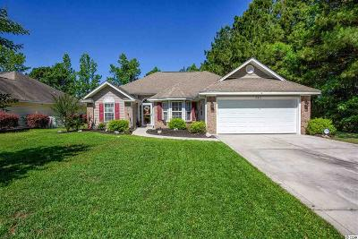 Conway Single Family Home For Sale: 2811 Sanctuary Blvd.