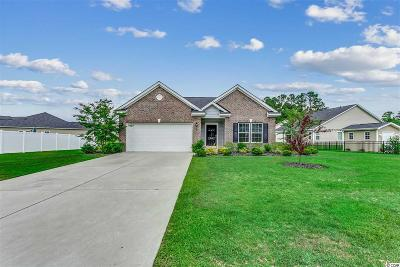 Conway Single Family Home For Sale: 354 Ridge Point Dr.