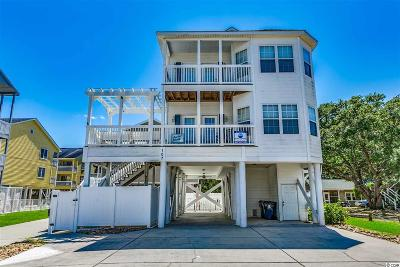 Murrells Inlet, Garden City Beach Single Family Home For Sale: 107 Woodland Dr.