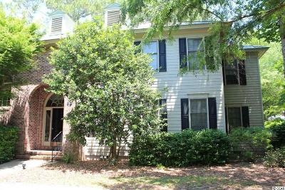 Pawleys Island Condo/Townhouse For Sale: 49 - 4 Whitetail Way #4