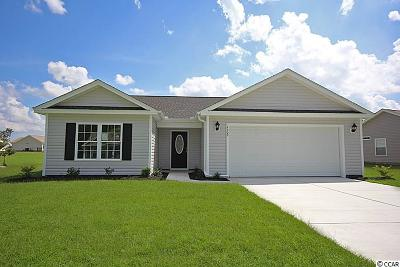 Conway Single Family Home For Sale: 3364 Merganser Dr.