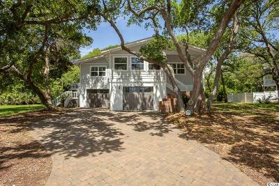 Surfside Beach Single Family Home For Sale: 1210 N Dogwood Dr.