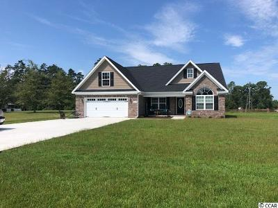 Aynor, Galivants Ferry Single Family Home Active Under Contract: 367 Farmtrac Dr.