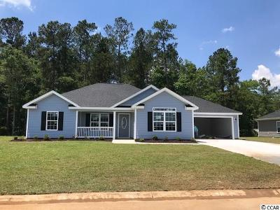 Conway Single Family Home For Sale: 271 Macarthur Dr.
