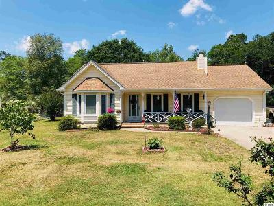 Myrtle Beach Single Family Home For Sale: 233 Cabots Creek Dr.