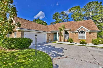 Murrells Inlet Single Family Home For Sale: 9614 Indigo Creek Blvd.