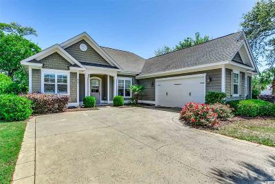 North Myrtle Beach Single Family Home Active Under Contract: 494 Banyan Place