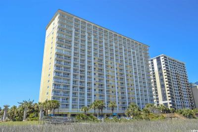 Condo/Townhouse For Sale: 2000 N Ocean Blvd. #905