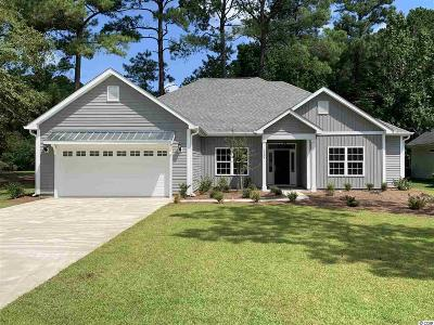 Murrells Inlet Single Family Home For Sale: 1506 Inverness Ln.