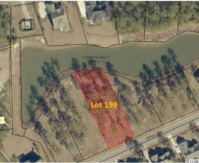 Murrells Inlet Residential Lots & Land For Sale: Lot 199 Sprig Ln.