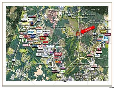 Conway Residential Lots & Land For Sale: Medlen Pkwy.
