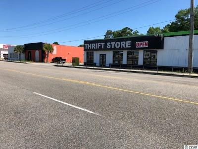 Horry County Commercial For Sale: 3164-3146 Waccamaw Blvd.