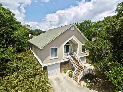 Pawleys Island SC Single Family Home For Sale: $569,900