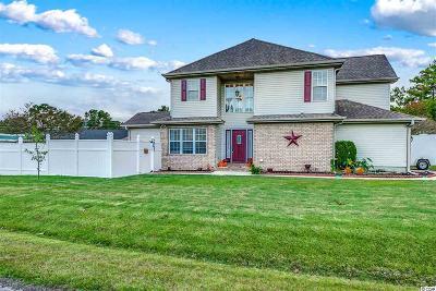 Myrtle Beach Single Family Home For Sale: 3669 Farmington Pl.