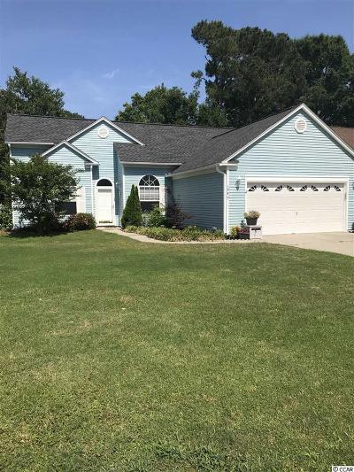 Murrells Inlet Single Family Home Active Under Contract: 1380 Oakmont Ct.