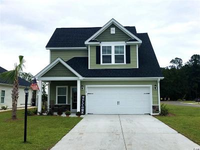 Myrtle Beach Single Family Home Active Under Contract: 1719 Palmetto Palm Dr.