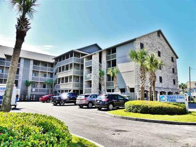 Murrells Inlet Condo/Townhouse For Sale: 618 N Waccamaw Dr. #A-10
